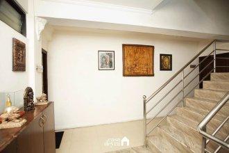 Premium stay at Jhamel 1BHK Apartment