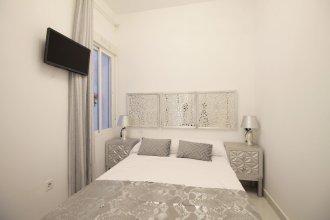 Apartamento de 2 Habitaciones en Bellas Vistas con A/C y WiFi FRG2
