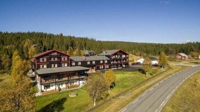 Valdres Fjellhotell. Hovda