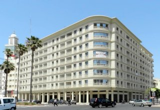 Apartment With one Bedroom in Casablanca, With Wonderful City View, Balcony and Wifi - 5 km From the Beach