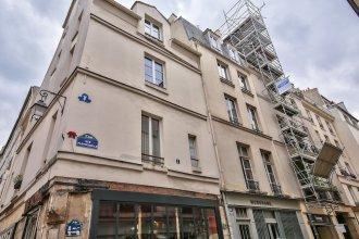 83 - Classy Apartment Paris Le Marais