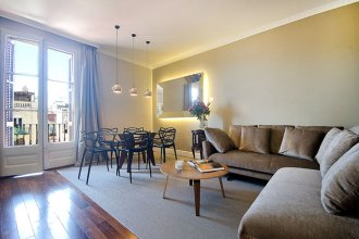 Comfortable Apartment close to Passeig de Gracia - B367