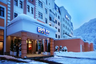 Парк Инн от Рэдиссон Роза Хутор (Park Inn by Radisson Rosa Khutor)