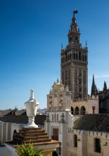 Apartment with a View of the Cathedral 2 Bedrooms. Catedral Terrace II