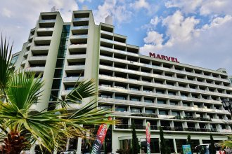 Hotel Marvel - All Inclusive - Beach Access