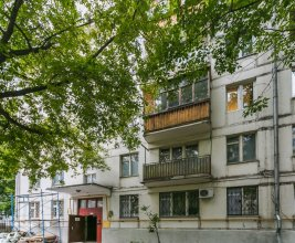 Apartment on Perunovskiy 4-10