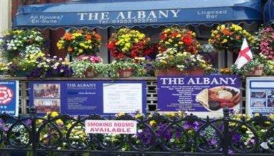 The Albany Hotel