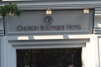 Church Boutique Hotel Hang Trong