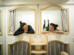 Alice in the Mirror Hostel - Caters to Women