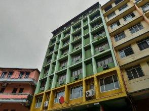OYO 1365 Hotel Manoshanti