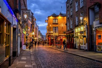 Pearse Street Luxury Sleep 6