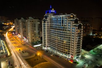 Отель Qafqaz Baku City Hotel and Residences