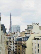 Appartement Vue Tour Eiffel Paris 16Eme