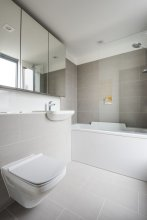 Contemporary 1BR in King's Cross by Sonder