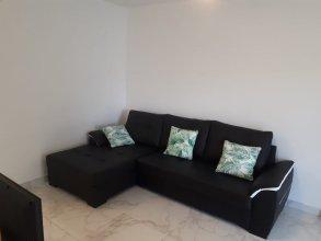 Appartement rénové avec solarium