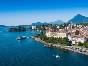 Boutique Holiday Home in Verbania With Terrace