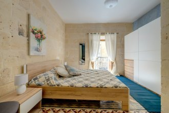 Central and Cosy 2BR Apartment in Valletta