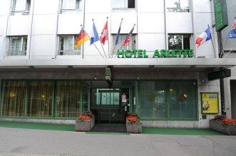 Arlette Am Hauptbahnhof Hotel