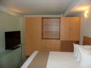 Suites Capri Reforma