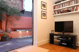 One Bedroom Flat With A Garden