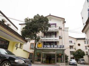Hamoe Linkage Hotel Suzhou Jingde Road