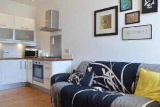1 Bedroom Flat Near Murrayfield Stadium