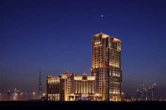 Marriott Executive Apartments Dubai Creek