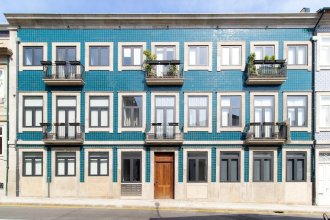 Design Flat in Porto Downtown