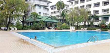 Baan Suan Lalana Tc 1 Bedroom Penthouse With sea View Apartment Pattaya