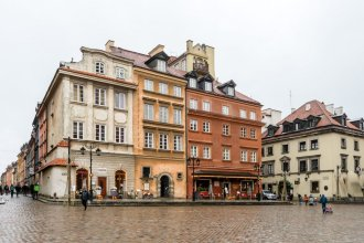 Royal Castle Square Apartment Warsaw