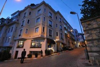 Отель Daphne