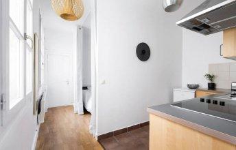 Appartement Rambuteau