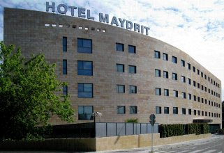 Hotel Maydrit Airport