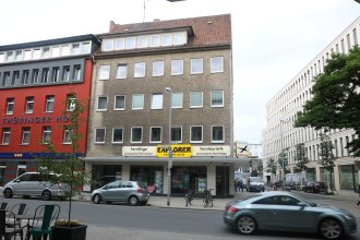 City Apart Hotel Center