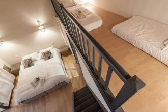 Very Comfortable Loft in Croix-rousse