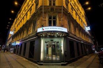 Good Morning + Copenhagen Star Hotel