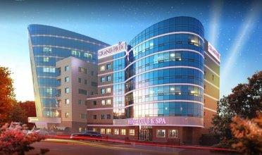 Бутик-отель, оздоровительный клуб и спа GrandPrix