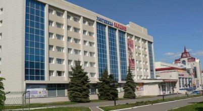 Отель «Саранск»