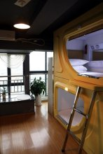 Simple Capsule Apartment
