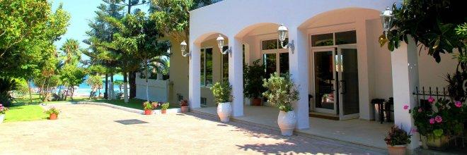 Отель Corfu Senses Resort
