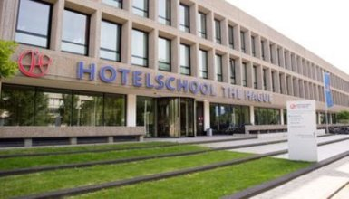 Skotel Amsterdam, Hotelschool The Hague