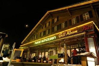 Hotel Schutzen Lauterbrunnen