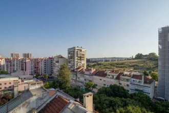 Bright & Modern 2bed Apartment With Views