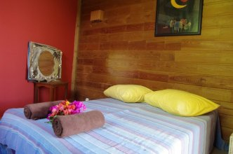 Bungalow With 2 Bedrooms in Sainte-anne, With Wonderful sea View, Pool