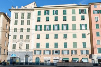 Porto Antico Exclusive Flat with parking