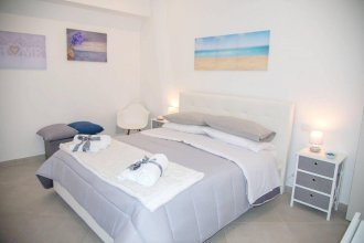 Apartment With one Bedroom in Palermo, With Furnished Terrace and Wifi - 300 m From the Beach