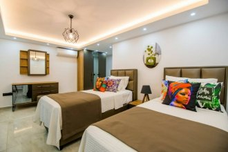 Super Luxury Villa With Private Pool In Antalya