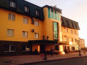 Отель Анзас