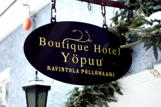 Boutique Hotel Yöpuu