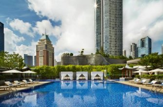 Singapore Marriott Tang Plaza Hotel (SG Clean)